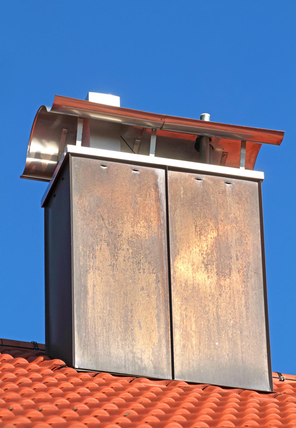 Fesselnde Fassade Mit Blech Verkleiden Das Beste Von Kupferverkleidung – Langlebiger Und Edler Schutz Für